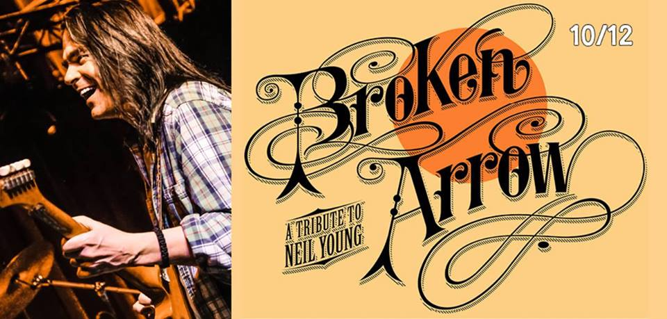 Broken Arrow Music Without Borders Neil Young