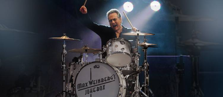 Max Weinberg's Jukebox Music Without Borders MWB