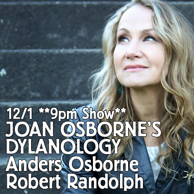 Joan Osborne Dylanology Music Without Borders MWB