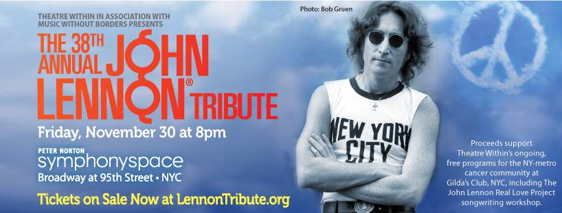 John Lennon Tribute Music Without Borders MWB
