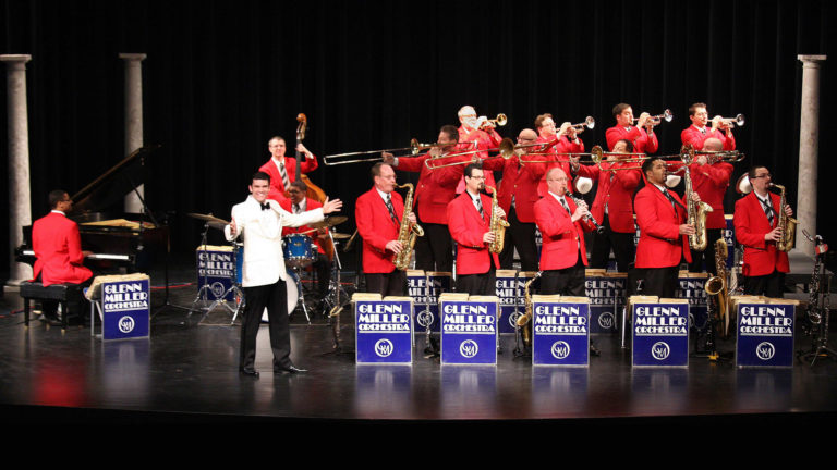 Glenn Miller Orchestra Music Without Borders MWB