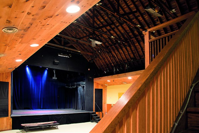 Bearsville Theater - 291 Tinker St, Woodstock, NY 12498