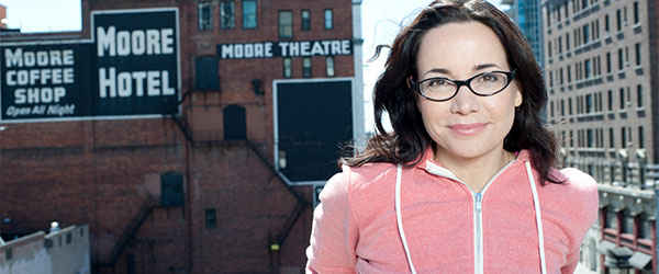 Janeane Garofalo Music Without Borders MWB
