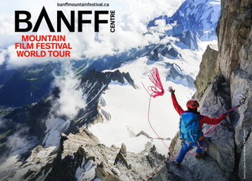 BANFF Mountain Film Festival MWB Music Without Borders