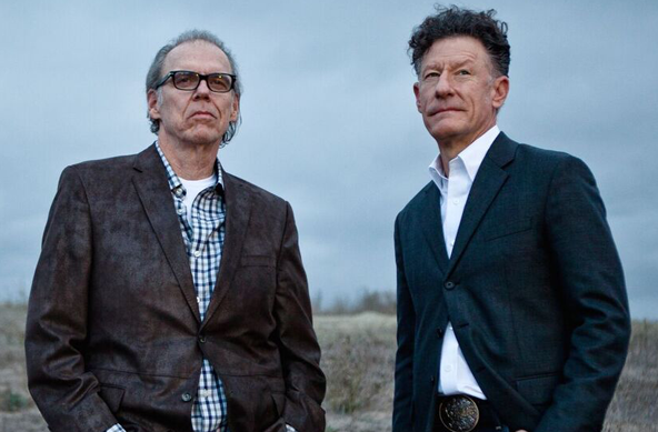 Lyle Lovett & John Hiatt Garde Arts Center MWB Music Without Borders