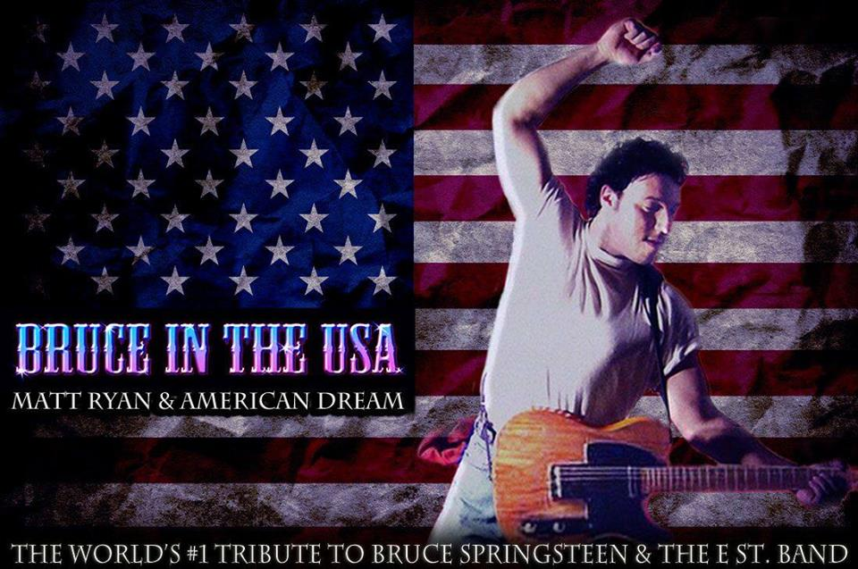 Bruce in the USA MWB Music Without Borders