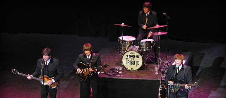 1964 Beatles Tribute MWB Music Without Borders