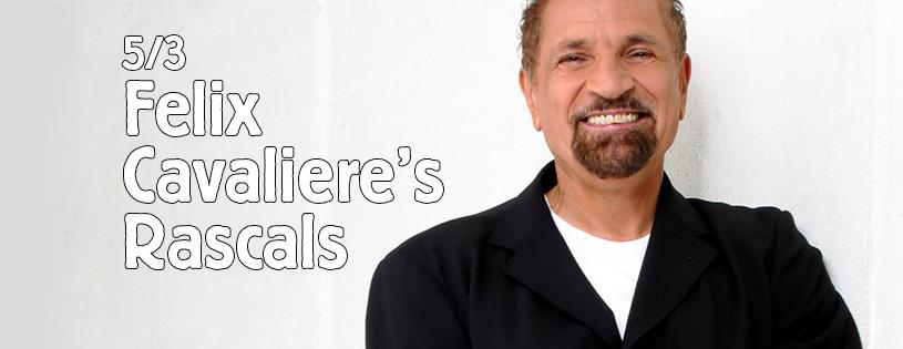 Felix Cavaliere's Rascals MWB Music Without Borders