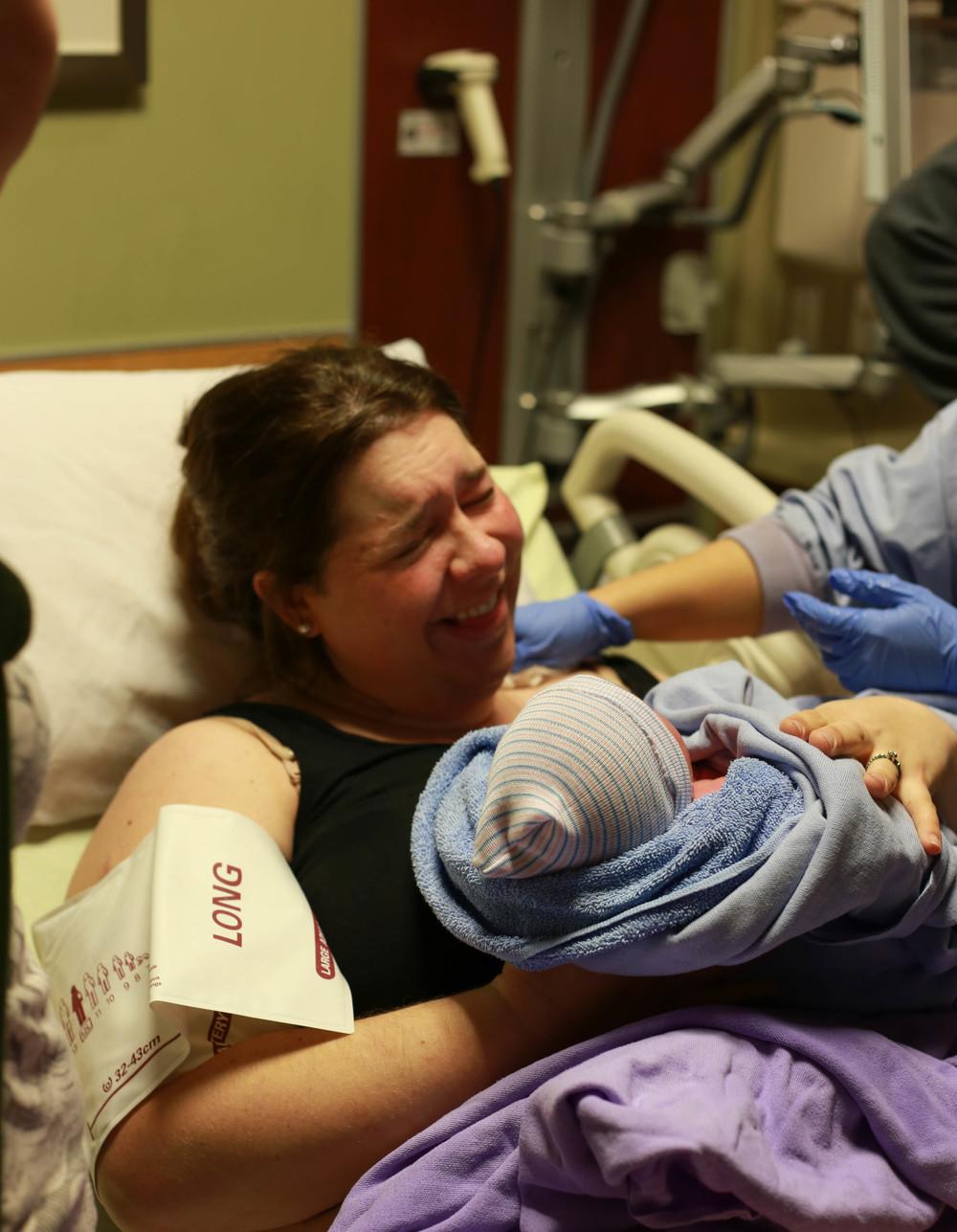 Bloomington IL Natural Birth