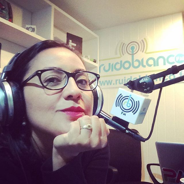 Días de radio. #radiohost #radio #picoftheday #happy #music