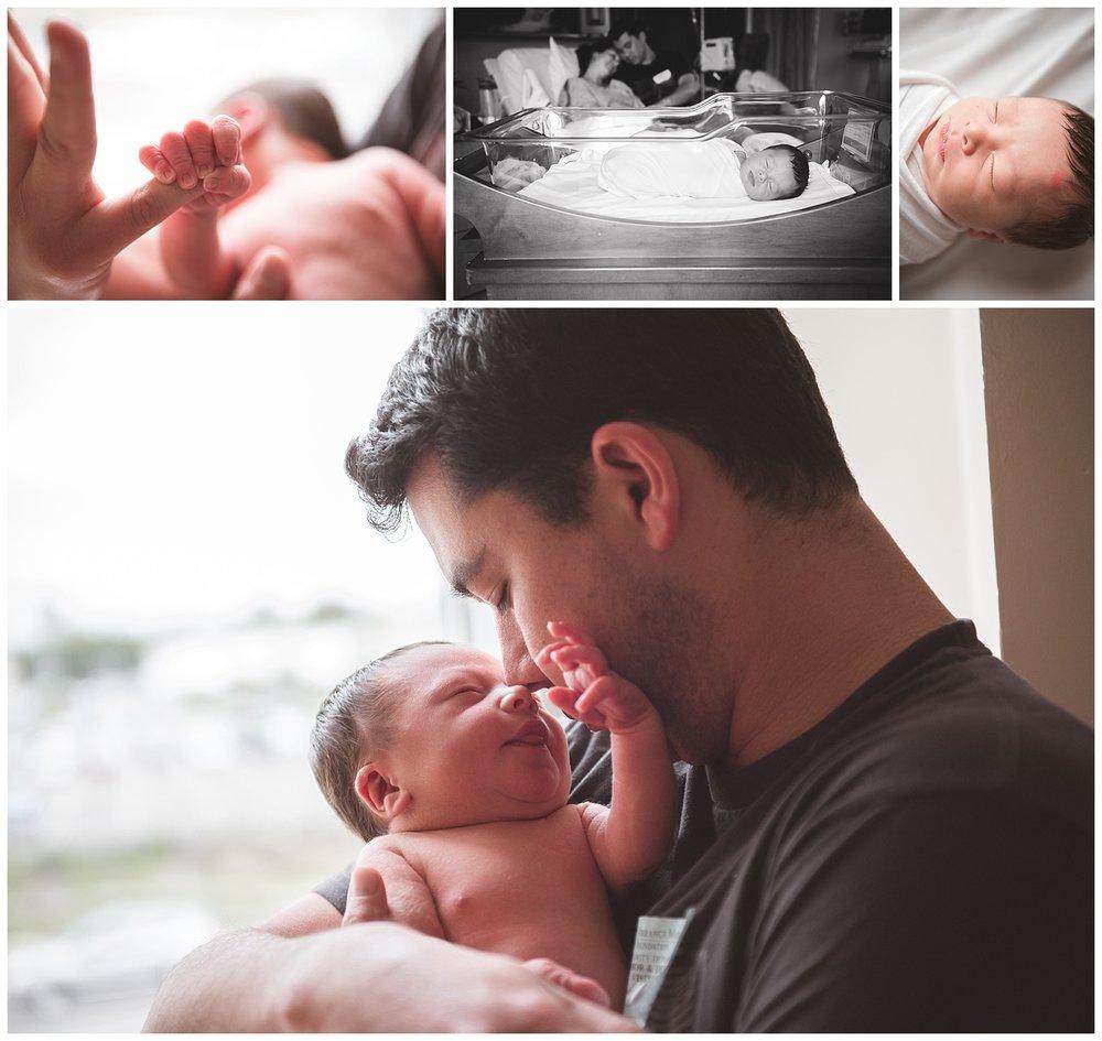 Torrance memorial baby photos
