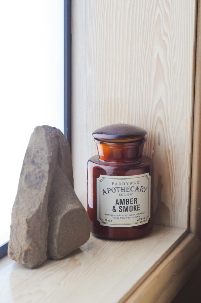 Amber & Smoke Aromatherapy