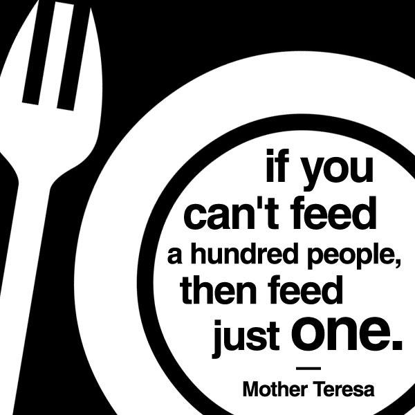 Image result for then feed just one