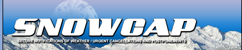 CLICK HERE TO SIGN UP FOR SNOWCAP ALERTS!