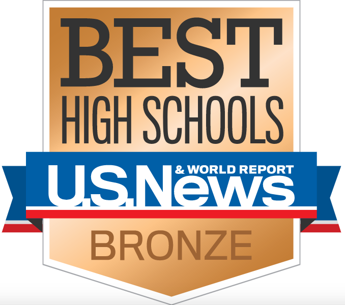 Whiting Community School has been recognized by U.S. News & World Report as a 2017 Best high school!