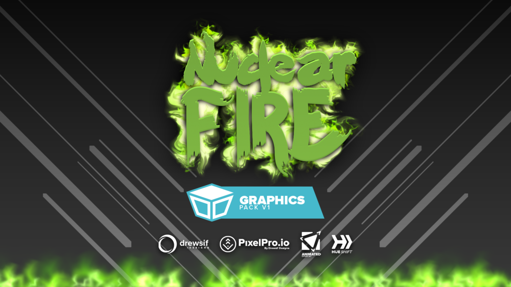 Nuclear Fire Graphics Pack