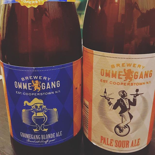 Holiday cheer. The @breweryommegang way. Enjoy this weeks new episode! #podcast #podcasts #podcasting #beer #craftbeer #ommegang #audio #studio