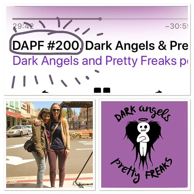 Wishing our friends at @hahvlog a happy 200th DAPF episode. We are lucky to call you guys friends and look forward to your episodes every week. Congratulations and keep it up!! @freaksangel  #podcast #podcasts #dapf #friends #milestone #200 #celebrate