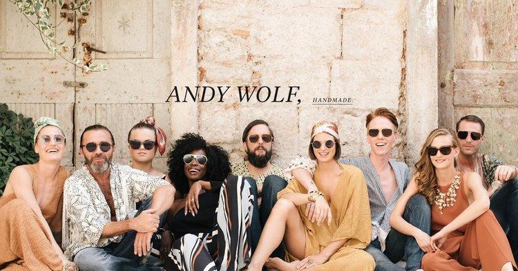 Les mere om de kule solbrillene fra Andy Wolf!