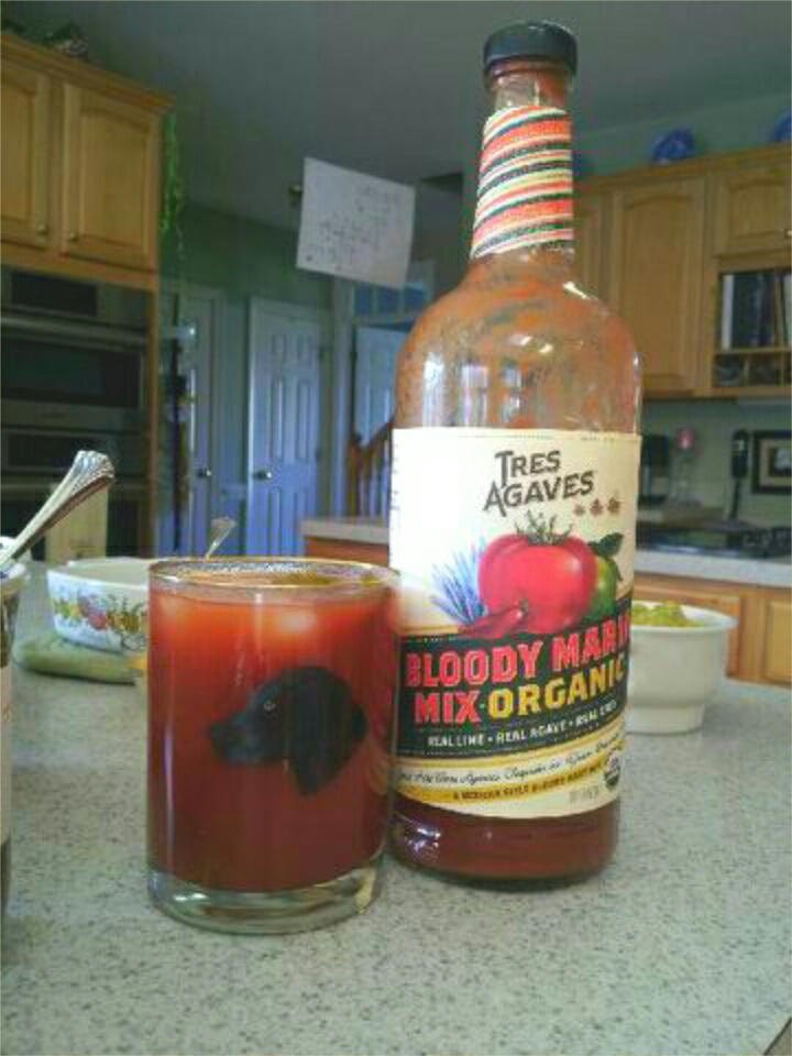 Tres Agaves Bloody Maria Mix