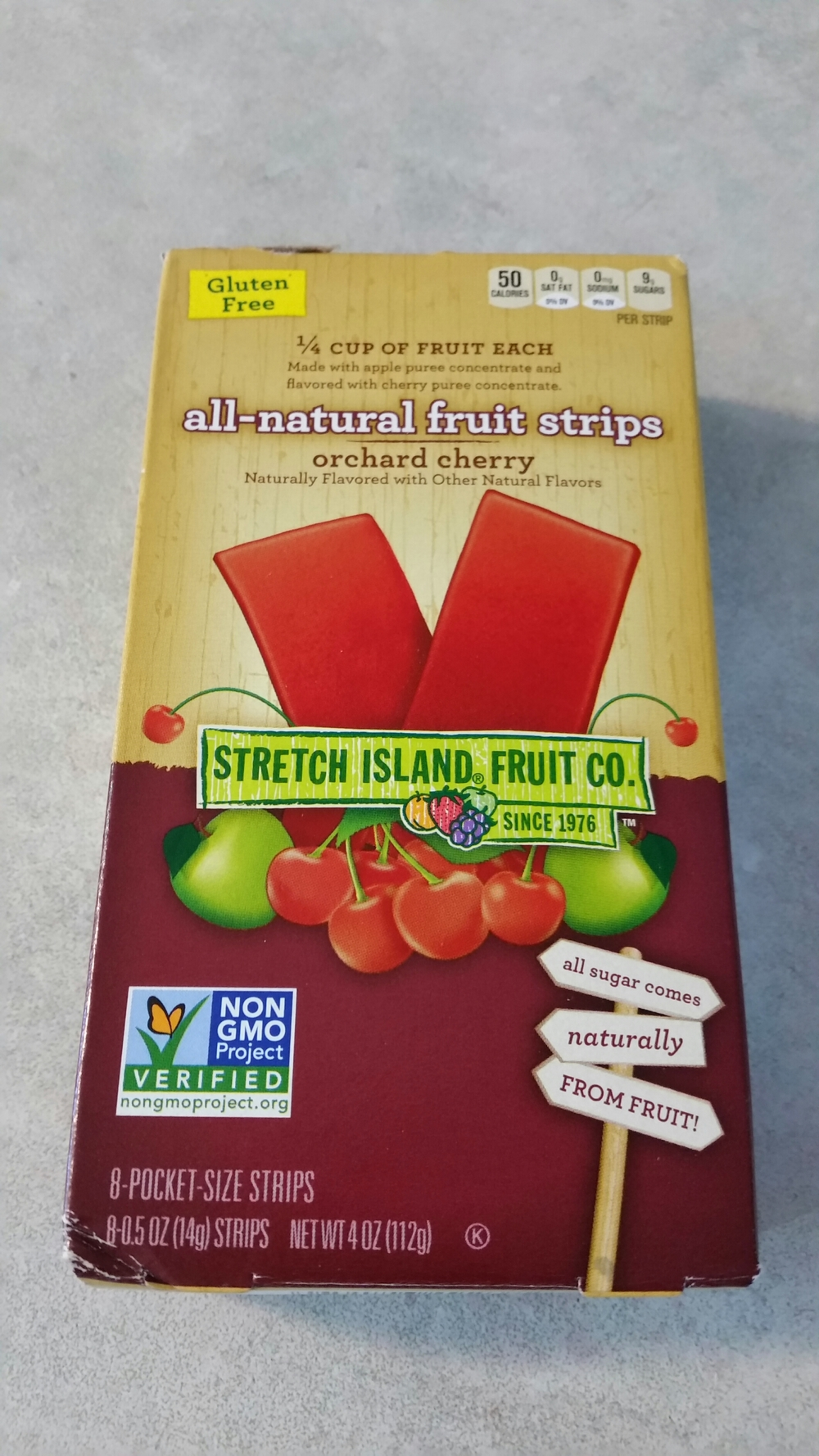 Stretch Island Fruit Co. Fruit Strip