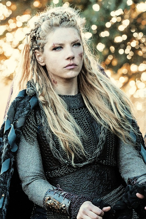 Lagertha is my hero...