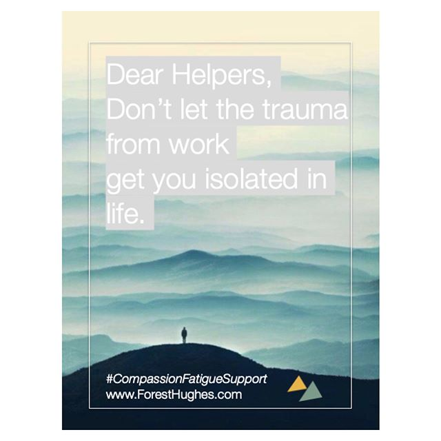 We are so pleased to be able to expand our services to support individuals online and in-person in NYC. Our signature program *Compassion Fatigue RESET* gracefully walks professionals through their healing journey. It's the FIRST EVER program designed for healing Compassion Fatigue and Secondary Traumatic Stress. You can inquire at info@ForestHughes.com or visit our site [Link in bio]. We have so much ❤️ for professionals who help, serve and protect others. #healcompassionfatigue #CompassionFatigue #compassionfatigueawarecampaign #NYC #ForestHughes #lawyer #doctor #teacher #socialworker #journalist #officer #teachersofinstagram #nonprofit #newyork #manhattan #brooklyn #legislator #educator #reporter #investigator #researcher
