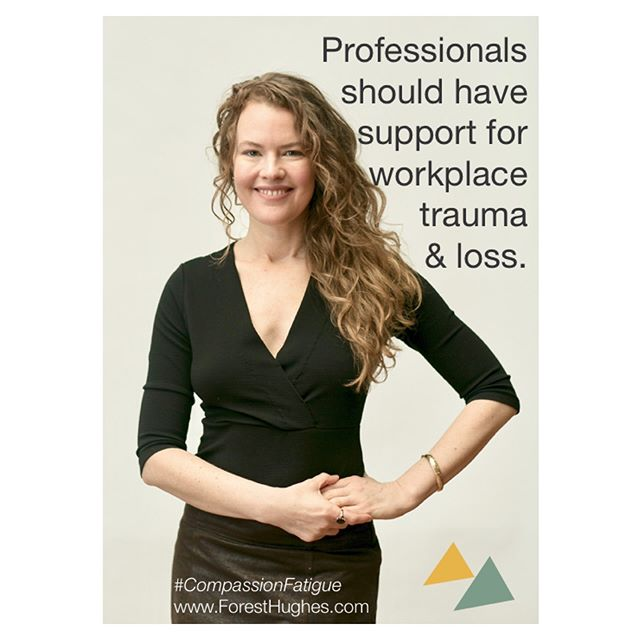Better coping skills does not = a harder heart. When a professional witnesses violence, suffering, injury, or loss as part of their job they too carry home a heavy heart. ❣️We advocate for mandatory #CompassionFatigue prevention strategies and support as well as staff crisis support after workplace violence or loss. ✨Protecting professionals who help, serve, and protect us- is the right thing to do. ✨ #ForestHughes #CompassionFatigue #VicariousTrauma #CrisisSupport #WorkplaceCrisis #Support #Healing #NYC #newyork #educators #teacher #teachersofinstagram #teachersfollowteachers #lawyer #lawyers #lawyersofinstagram #compassionfatigueawareness #doctor #doctors #doctorsofinstagram #nurse #nursesofinstagram #nurses #emt #nurselife #emtlife #socialworker #socialworkers #socialworkerlife