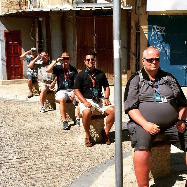 """Each man stood in his place!"" (Judges 7:21) - old city of Jaffa (Joppa) #oasisgrouptours #oasisbiblicaltours #oasistrips #bibletours #theocratichistorytours #jwbibletours #jwtours#themostbeautifulofallthelands #mostbeautifulofallthelands"