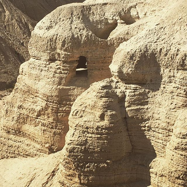 Caves of Qumran #oasisgrouptours #oasisbiblicaltours #oasistrips #bibletours #theocratichistorytours #jwbibletours #jwtours #themostbeautifulofallthelands #mostbeautifulofallthelands