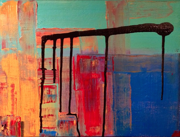 Drip #1 Untitled 2015