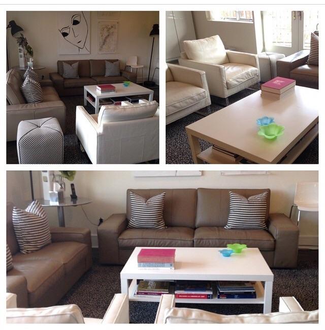 Sofia's current apartment