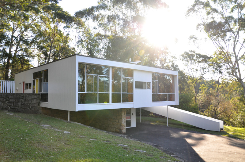 Photo Essay Rose Seidler House Donna Vercoe Design