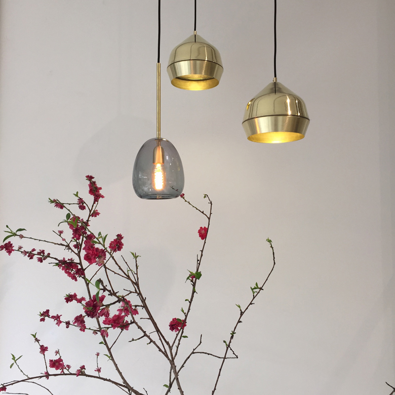 Pendant lighting at Jardan  All images by Donna Vercoe