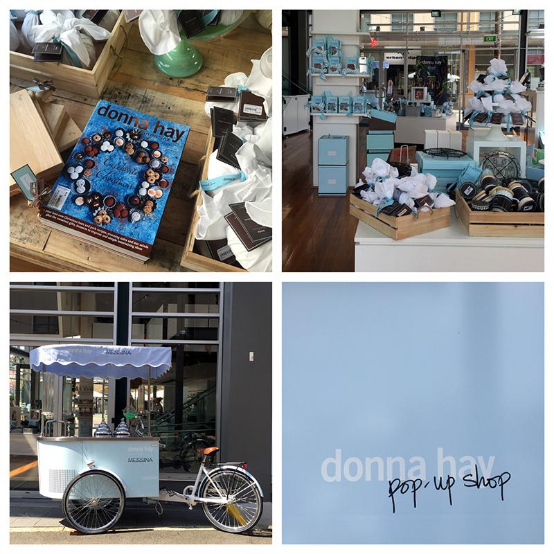 Donna Hay Pop-Up Shop
