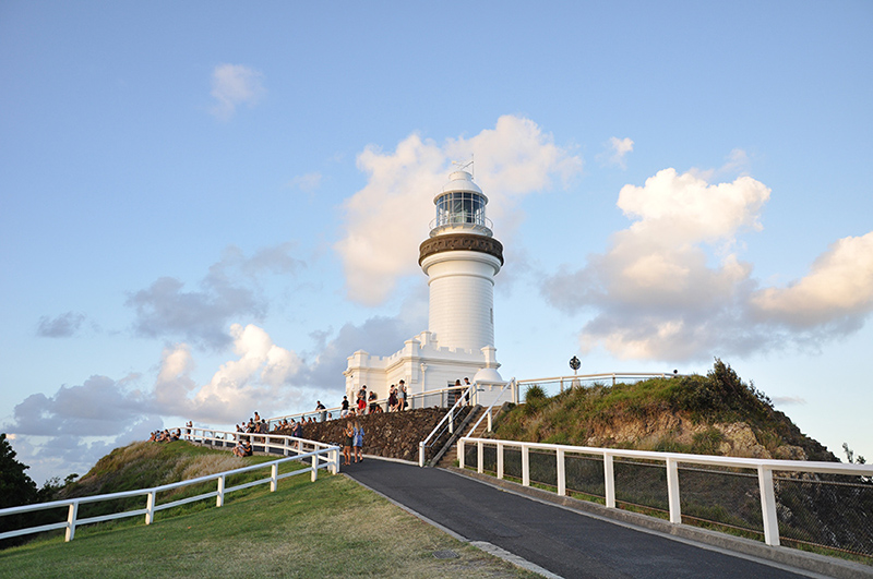 Cape Byron Lighthouse, sunset