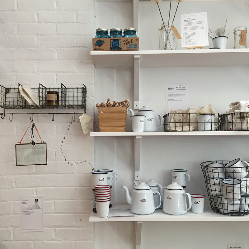 Enamelware - Showroom