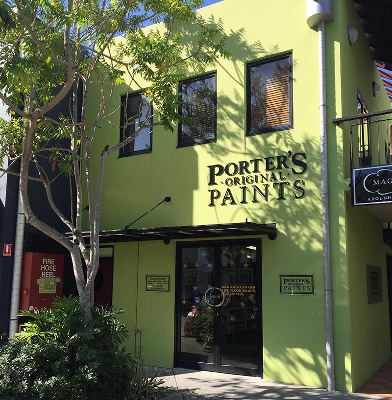 Porter's Paints