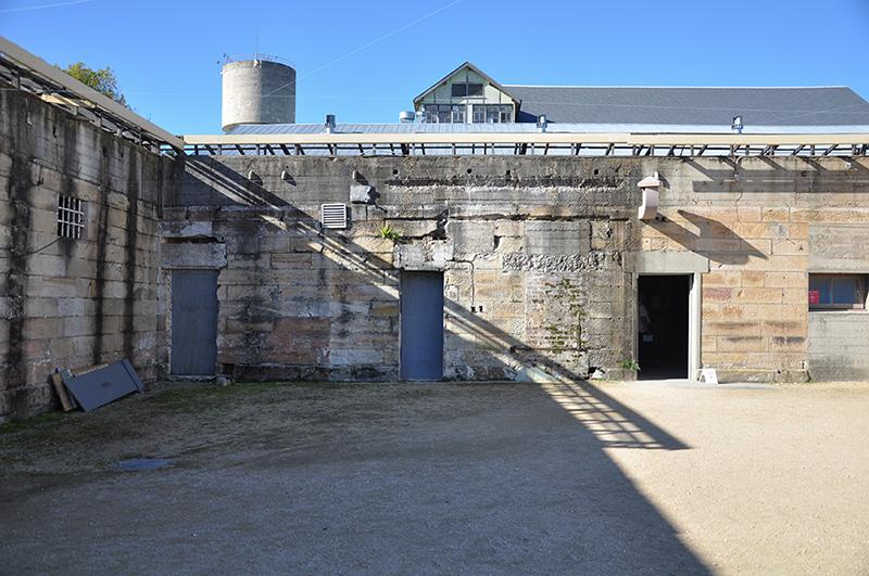 Convict precinct