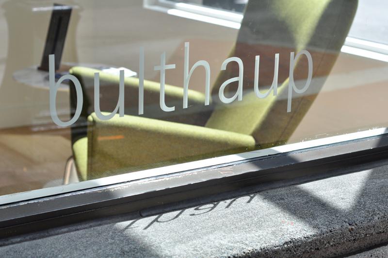 Bulthaup kitchen furniture store