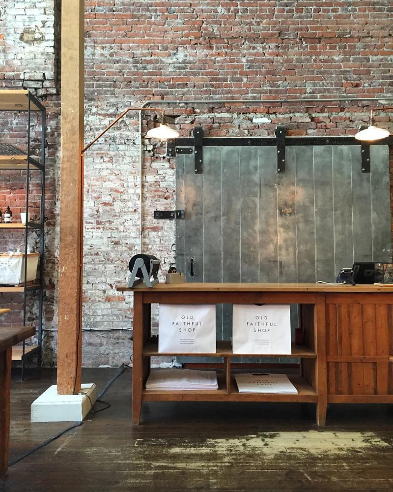 Old Faithful Shop