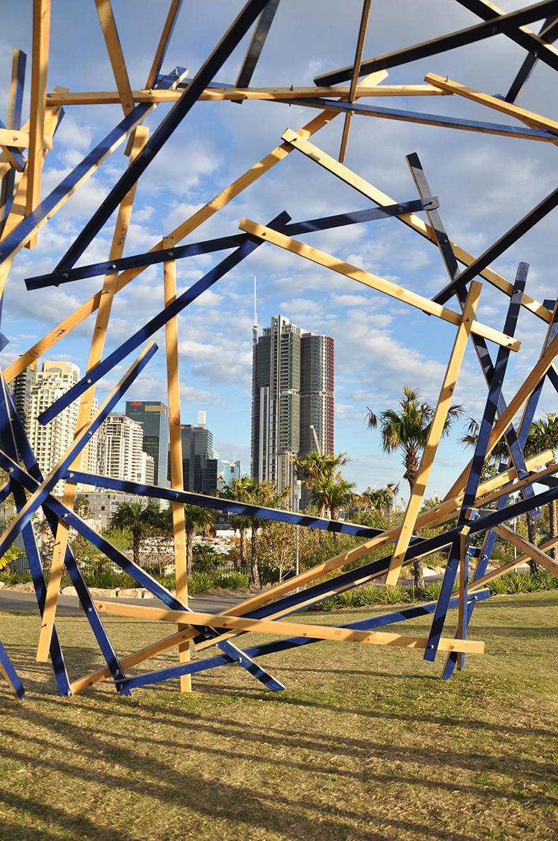 Construction Barangaroo | Marley Dawson