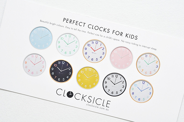 Clocksicle