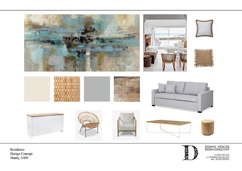 Modern Beach House Donna Vercoe Design