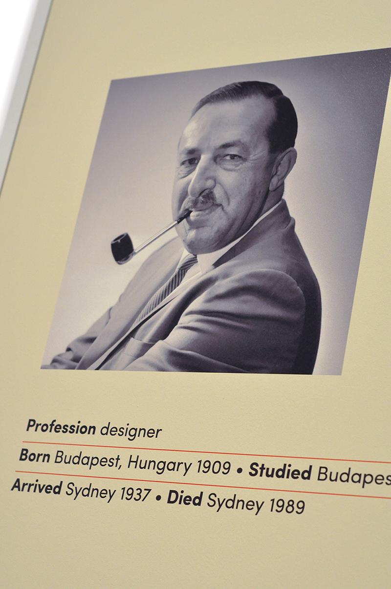 Steven Kalmar; designer, journalist