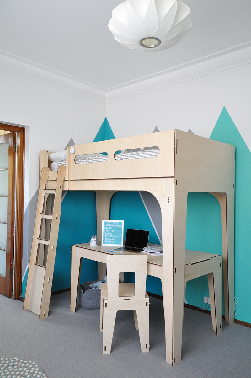 Plyroom Dream Cloud Loft Bed