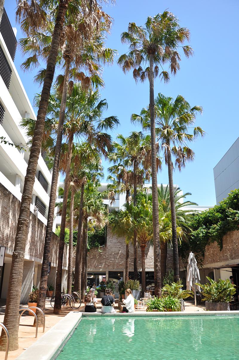 Casba Courtyard