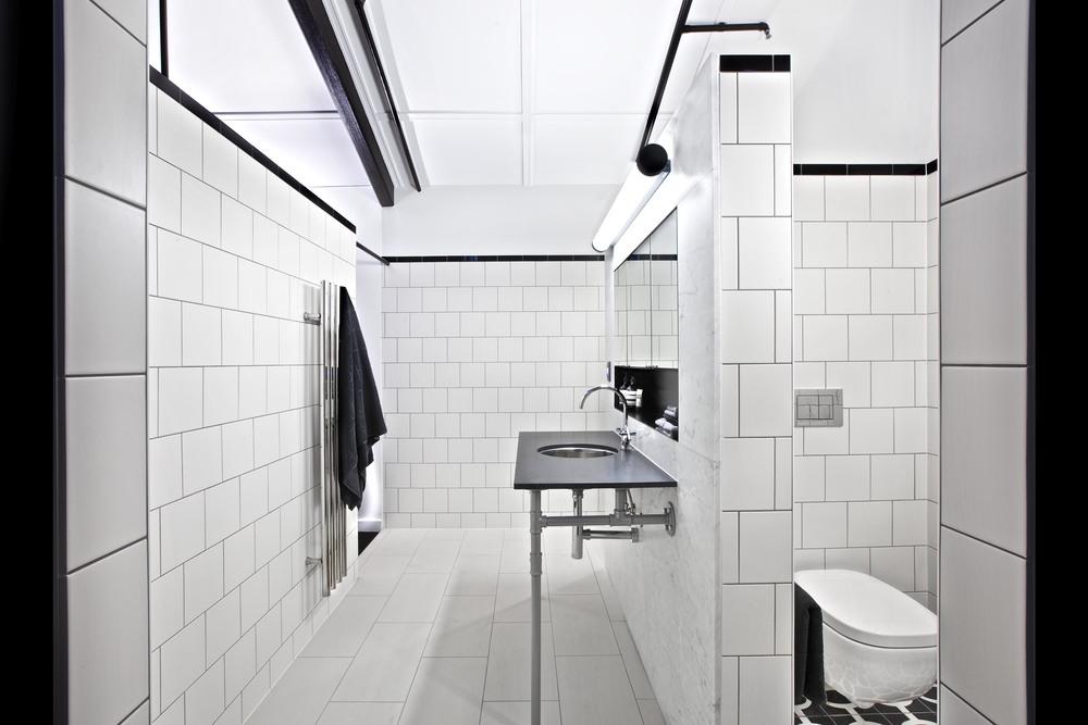 Teneriffe Warehouse Interior Design Brisbane Queensland