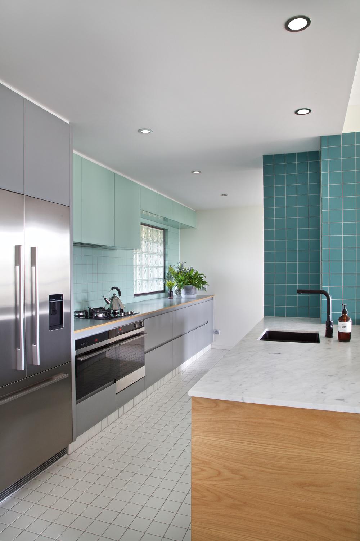 Toowong Apartment — Wrightson Stewart Interior Design Brisbane Australia