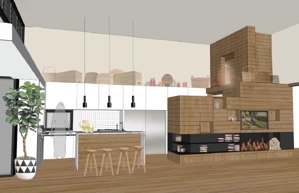 Work wrightson stewart interior design brisbane australia for Interior design agency brisbane